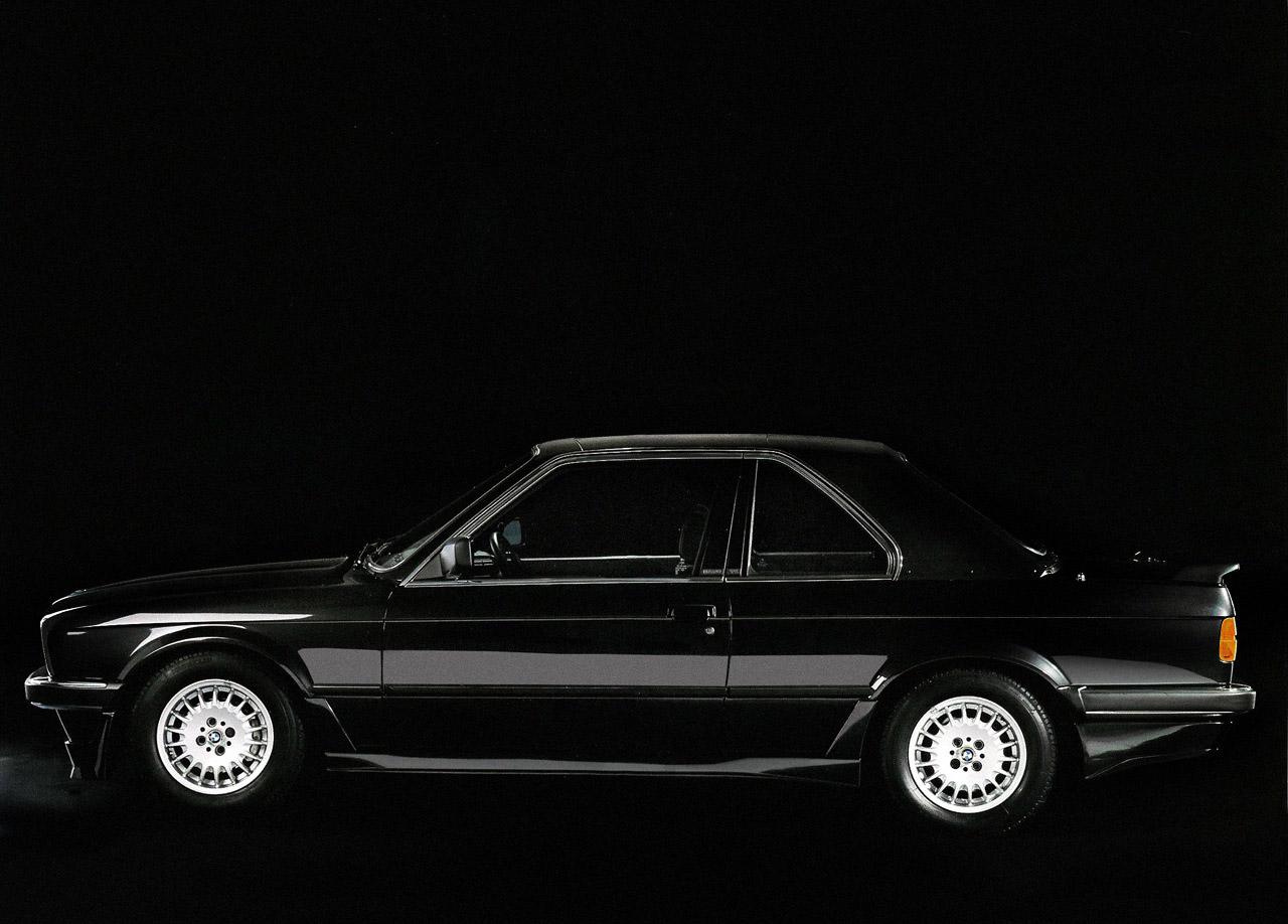 BMW E30 тюнинг