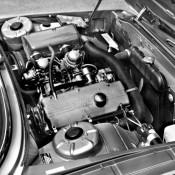 BMW 5 E12 двигатель