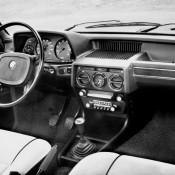 BMW 5 E12 салон