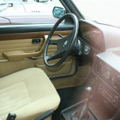 BMW E12 салон