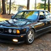 BMW E34 седан