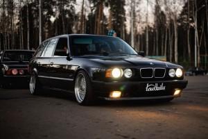 BMW E34 универсал
