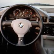 BMW E34 руль