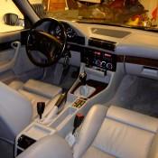 BMW E34 салон