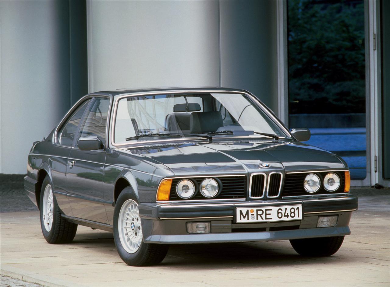 BMW series E24
