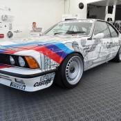 BMW 6 гоночная