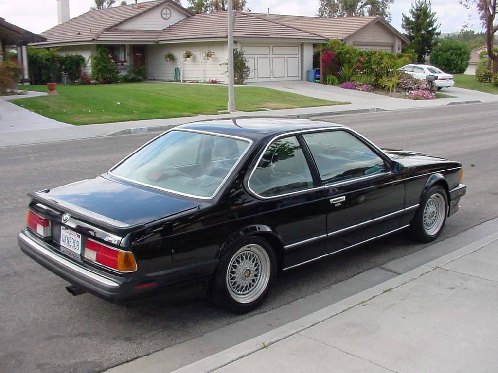 BMW 6 bbs