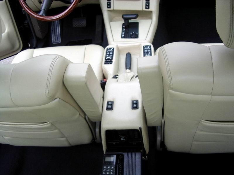 BMW E23 подлокотник