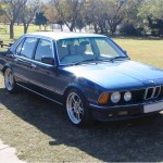 BMW м7 е23