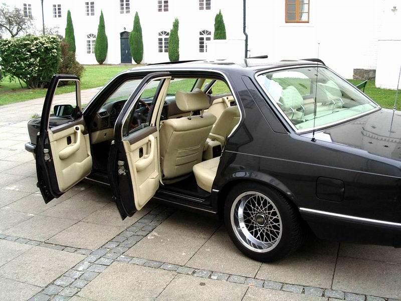 BMW 7 BBS
