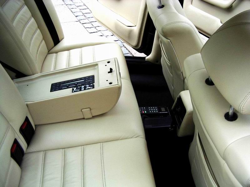 BMW E23 пульт управления