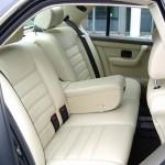 BMW E23 задний диван