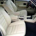 BMW E23 кресла