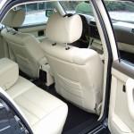 BMW 7 E23 салон
