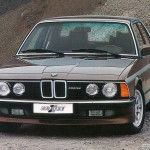 BMW E23 hartge