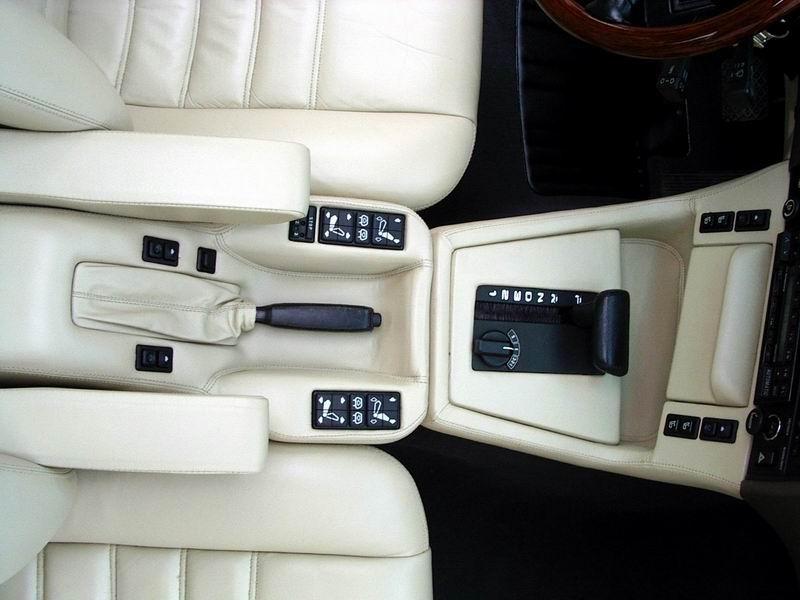 BMW E23 кнопки