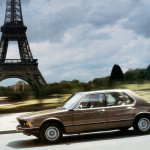 BMW 7 Франция