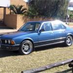 BMW M7 E23