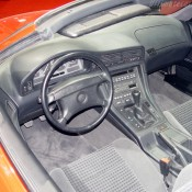 BMW 8 series E31 кабриолет