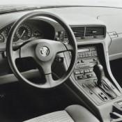 BMW 8 series салон