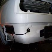 BMW E30 M3задне крыло