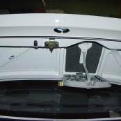 BMW E30 M3 багажник
