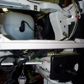 BMW E30 M3 бачек омывателя