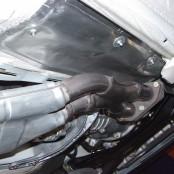 BMW E30 M3 глушак
