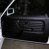BMW E30 M3 дверная карта