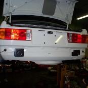 BMW E30 M3 задние фары