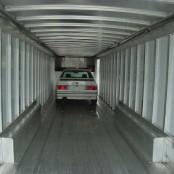 BMW E30 M3 зад