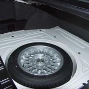 BMW E30 M3 запасное колесо
