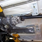 BMW E30 M3 крепление кпп