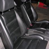 BMW E30 M3 передние сиденья