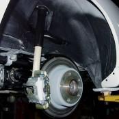 BMW E30 M3 передние тормоза