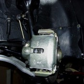 BMW E30 M3 подкрылок