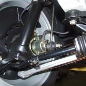BMW E30 M3 стойка