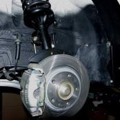 BMW E30 M3 тормоза