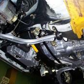 BMW E30 M3 устройство передней подвески