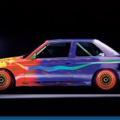 BMW M3 разрисованная