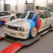 BMW M3 гоночная модель