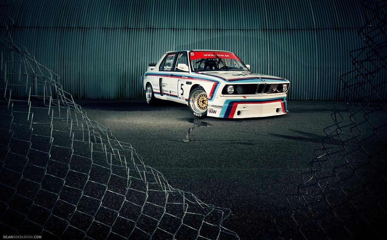BMW M5 E28 BBS
