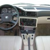 BMW M5 E28 салон