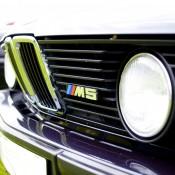 BMW M5 нос