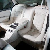 BMW M6 задние сиденья