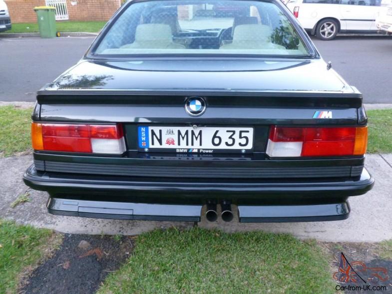 Bmw M6 E24 Классические Bmw