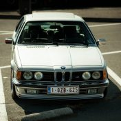 BMW M6 E24 Silver