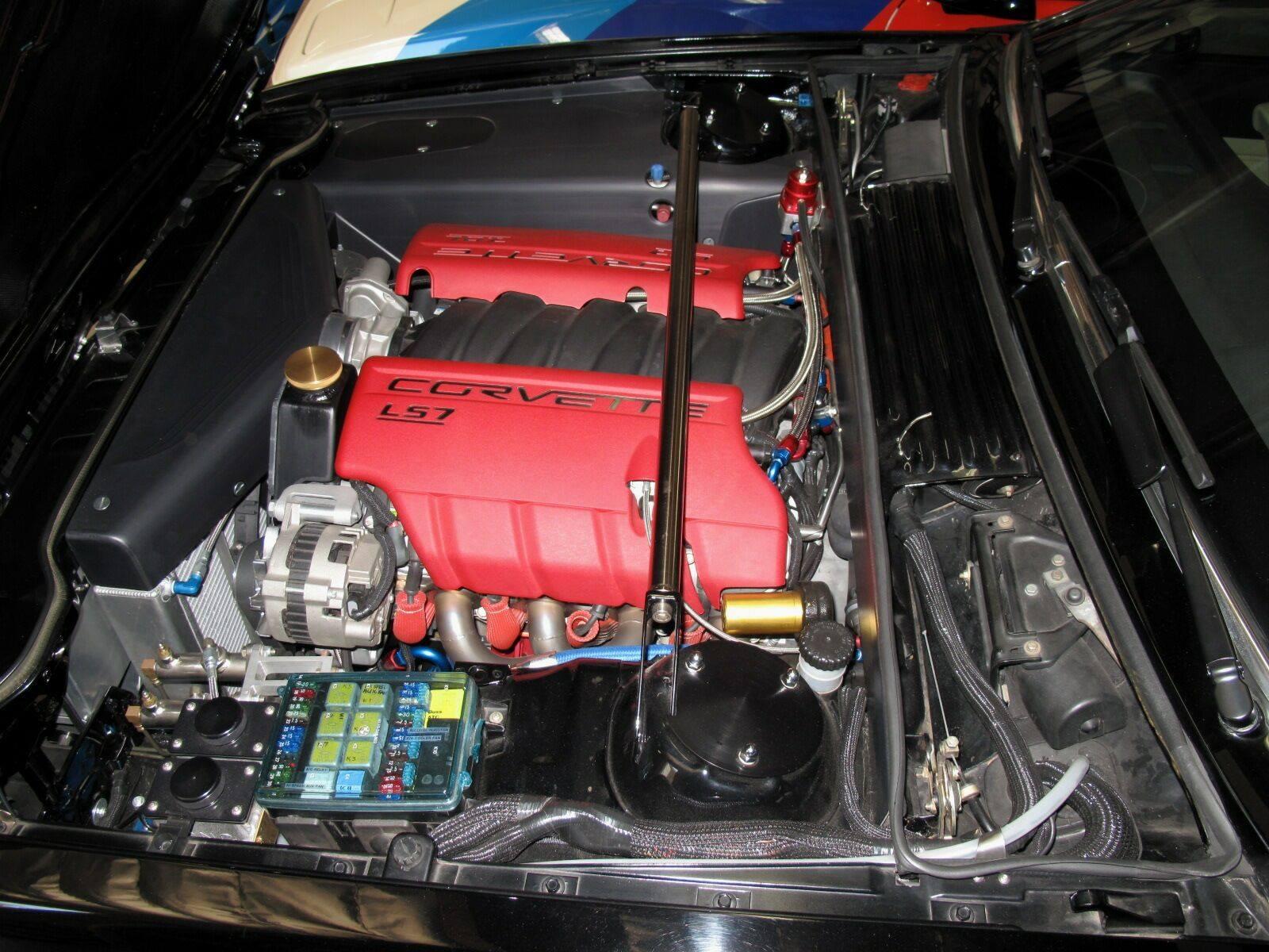 bmw e24 6 tuning corvet