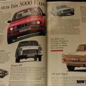 bmw e30 magazin