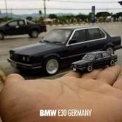 bmw e30 toy